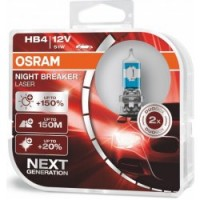 Osram NIGHT BREAKER LASER HB4, 12V 2ks