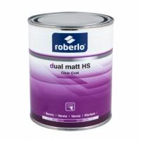 Matný lak DUAL MATT HS ROBERLO 1L