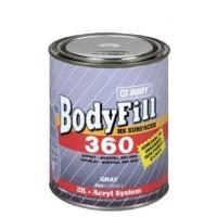HB BODY FILL 360 (2:1) plnič šedý 1L
