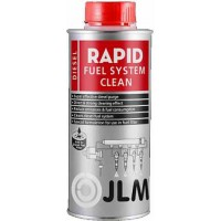 JLM Diesel Rapid Fuel System Cleaner 500ml