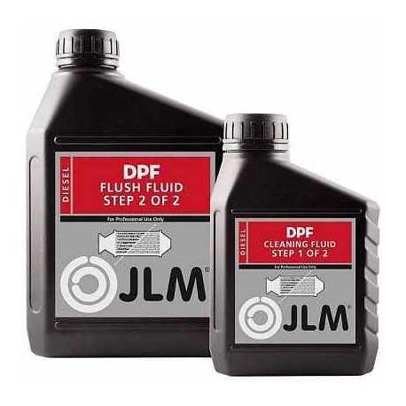 JLM DPF Cleaning & Flush Fluidpack - čistenie DPF