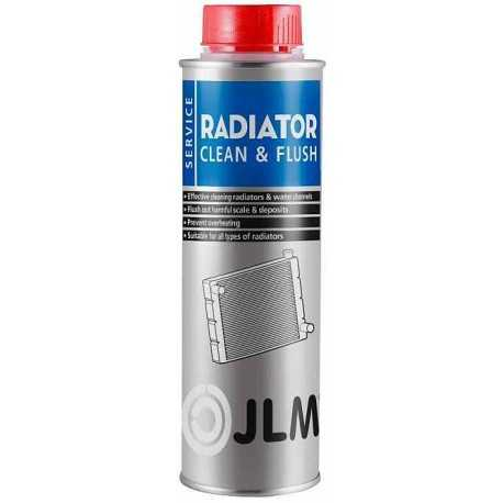 JLM Radiator Clean & Flush Pro - preplach chladiča 250ml