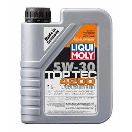 Liqui Moly 3706 Motorový olej TopTec 4200 LL III 5W-30 1L