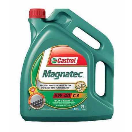 Castrol Magnatec C3 5W-40 5L