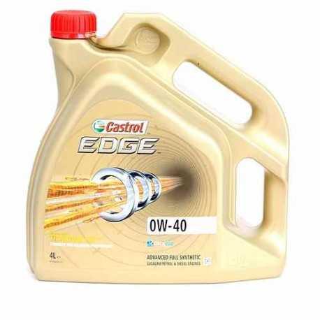 Castrol Edge Titanium FST 0W-40 4L