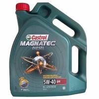 Castrol Magnatec Diesel 5W-40 DPF 4L