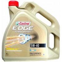 Castrol Edge Turbo Diesel Titanium FST 5W-40 4L