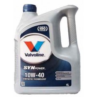 Valvoline Synpower 10W-40 4L