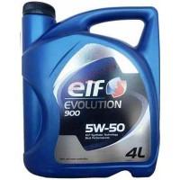 Elf Evolution 900 5W-50 4L