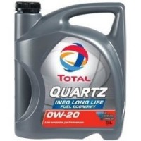 TOTAL QUARTZ INEO LL 0W-20 5L