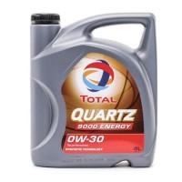 Total Quartz 9000 Energy 0W-30 4L