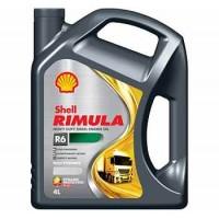 SHELL RIMULA R6 M 10W-40 4 L