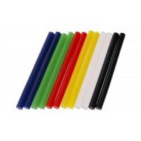 Tavná tyčinka 7.2x100mm 12ks, farebná