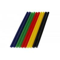 Tavná tyčinka 11,2x200mm 10ks, farebná