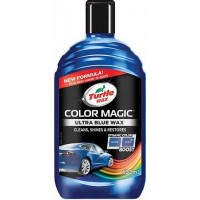 Turtle Wax Color Magic Blue - modrý 500ml