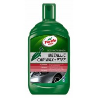 Turtle Wax Metallic Wax s obsahom PTFE 500ml