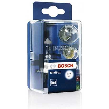 Sada žiaroviek H7 12V Minibox BOSCH / 1 987 301 103
