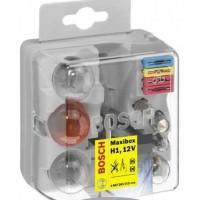 Sada žiaroviek H1 12V Maxibox BOSCH / 1 987 301 112