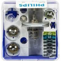Servisná krabička žiaroviek H1 12V PHILIPS / 55008SKKM