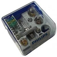 Servisná krabička žiaroviek H7 12V PHILIPS / 55007SKKM
