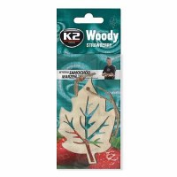Osviežovač vzduchu Woody Leaf Strawberry K2