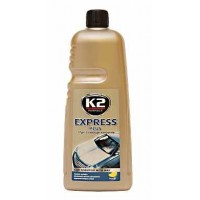 K2 EXPRESS PLUS Biely - autošampón s voskom