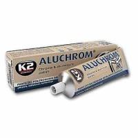 K2 ALUCHROM 120gr Leštiaca pasta na Chrom a kov