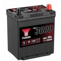 Yuasa YBX 3000 12V 36Ah 330A (YBX3056)