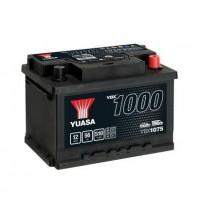 Yuasa YBX1000 12V 56Ah 510A (YBX1075)