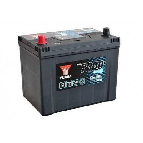 Yuasa YBX7000 12V 72Ah 760A (YBX7031)