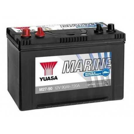 Yuasa 12V 90Ah 720A YBX Active Marine (M27-90)