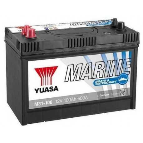 Yuasa YBX Active 12V 100Ah 600A M31-100