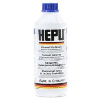 Chladiaca kvapalina HEPU modrá 1,5L / P999