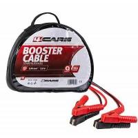 4 CARS Štartovací kábel - izolované kliešte 400AMP, 5.0MM 2,5M/97228