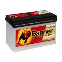 Banner Running Bull EFB 12V 70Ah 660A 570 11