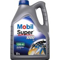 Mobil SUPER 1000 X 15W-40 5L