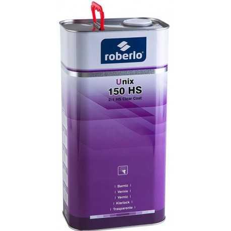 UNIX 150 HS polyuretanový číry lak 5L ROBERLO / R 68188
