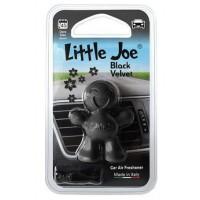 Osviežovač vzduchu - vôňa do auta Little Joe 3D Black Velvet