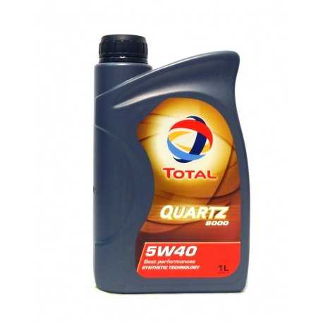 Total QUARTZ 9000 5W-40 1L Energy