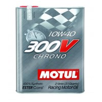 Motul 300V CHRONO 10W-40 2L New