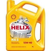 SHELL HELIX HX5 15W-40 4 L