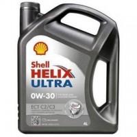 Shell Helix Ultra ECT C2/C3 0W-30 4L