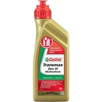 ATF Transmax Dex III Multivehicle (Castrol) 1L