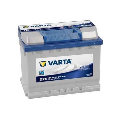 VARTA BLUE 12V/60Ah (D24)