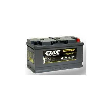 Exide Equipment Gel 80Ah/12V (ES 900)