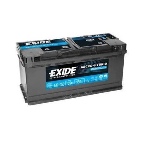 Exide AGM 12V/105Ah (EK1050)
