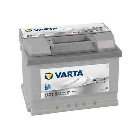 VARTA SILVER 12V/61Ah (D21)