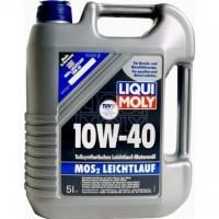 Liqui Moly 1092 Motorový olej 10W-40 MoS2 5L