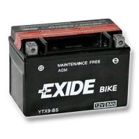 Exide Moto 12V/8Ah 120A YTX9-BS