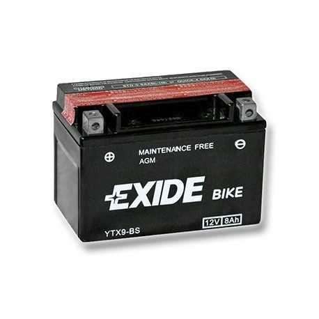 Exide Moto 12V/8Ah L YTX9-BS